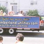 Rutabaga Festival Parade float