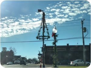 Utility Holiday Decorations